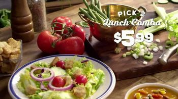 Bob Evans Farms TV Spot, 'Count on Homestyle Meals'