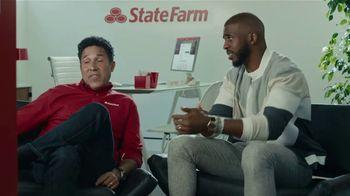 State Farm TV Spot, 'Think Ahead (Auto)' Featuring Chris Paul, Oscar Nuñez - Thumbnail 4