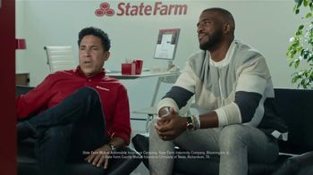 State Farm TV Spot, 'Think Ahead (Auto)' Featuring Chris Paul, Oscar Nuñez - Thumbnail 7