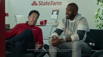 State Farm TV Spot, 'Think Ahead (Auto)' Featuring Chris Paul, Oscar Nuñez - Thumbnail 8