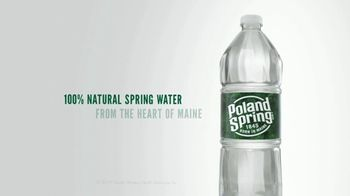 Poland Spring Natural Spring Water TV Spot, 'What I Am' Song by Barns Courtney - Thumbnail 10