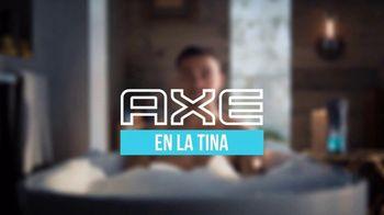 Axe TV Spot, 'En la tina: sushi' [Spanish] - Thumbnail 1