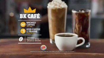 Burger King BK Café TV Spot, 'No Way' - Thumbnail 10