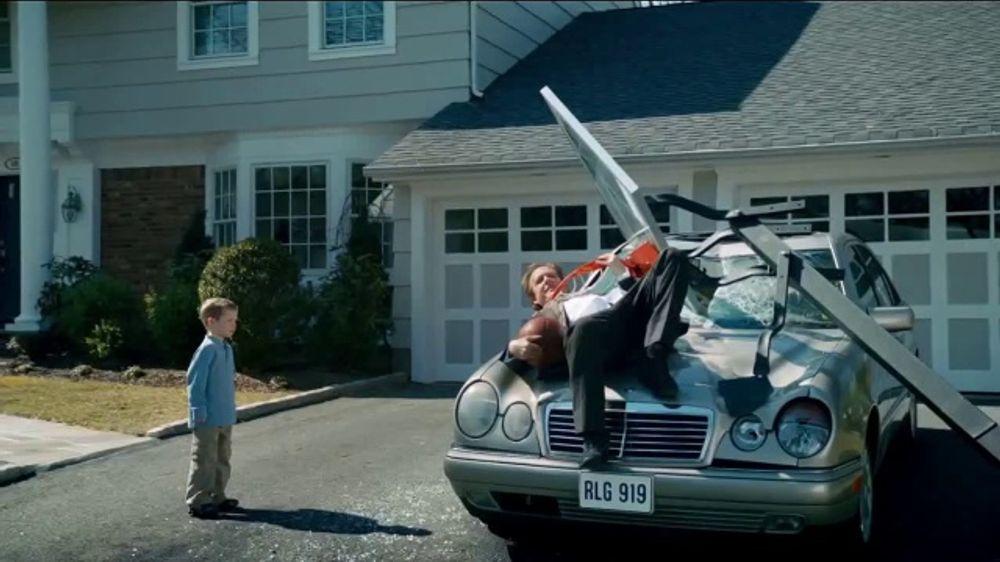 Allstate TV Commercial, 'Mayhem: Basketball' Featuring Dean Winters
