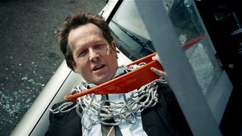 Allstate TV Spot, 'Mayhem: Basketball' Featuring Dean Winters