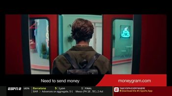 MoneyGram App TV Spot, 'Send Money & Track Transfers'