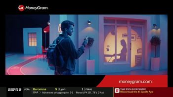 MoneyGram App TV Spot, 'Send Money & Track Transfers' - Thumbnail 5