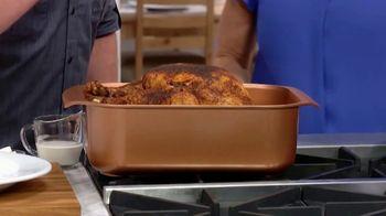 Copper Chef Gran Venta Especial TV Spot, 'Cocina o horno' [Spanish] - Thumbnail 2