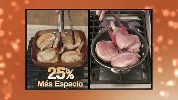 Copper Chef Gran Venta Especial TV Spot, 'Cocina o horno' [Spanish] - Thumbnail 6