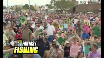 Bassmaster Fantasy Fishing TV Spot, 'Get in on the Action' - Thumbnail 2