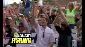 Bassmaster Fantasy Fishing TV Spot, 'Get in on the Action' - Thumbnail 3
