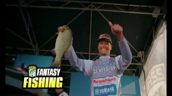 Bassmaster Fantasy Fishing TV Spot, 'Get in on the Action' - Thumbnail 4
