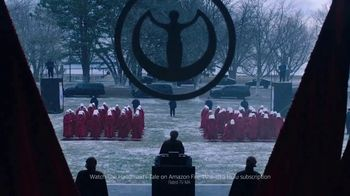Amazon Fire TV Cube TV Spot, 'Gift: The Handmaid's Tale'