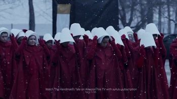 Amazon Fire TV Cube TV Spot, 'Gift: The Handmaid's Tale' - Thumbnail 4
