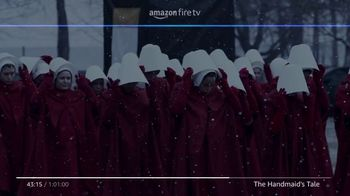Amazon Fire TV Cube TV Spot, 'Gift: The Handmaid's Tale' - Thumbnail 5