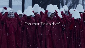 Amazon Fire TV Cube TV Spot, 'Gift: The Handmaid's Tale' - Thumbnail 9