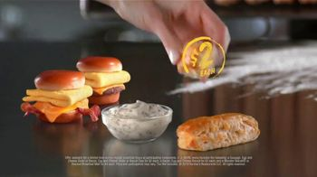 Hardee's 2 3 More Menu TV Spot, 'Math' - Thumbnail 3