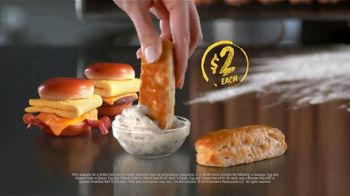 Hardee's 2 3 More Menu TV Spot, 'Math' - Thumbnail 4