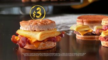 Hardee's 2 3 More Menu TV Spot, 'Math' - Thumbnail 5