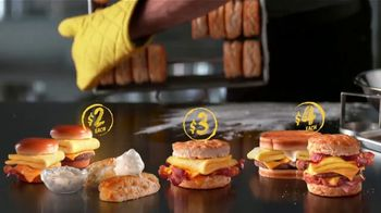 Hardee's 2 3 More Menu TV Spot, 'Math' - Thumbnail 7