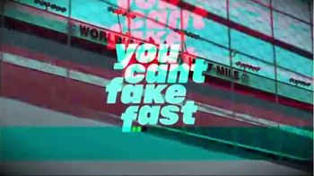 Bristol Motor Speedway TV Spot, '2019 Food City 500: You Can't Fake Fast' - Thumbnail 6