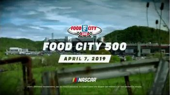 Bristol Motor Speedway TV Spot, '2019 Food City 500: You Can't Fake Fast'