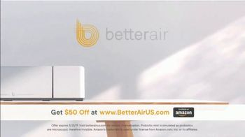 Biotica800 by BetterAir TV Spot, 'Purify Your Home' - Thumbnail 9