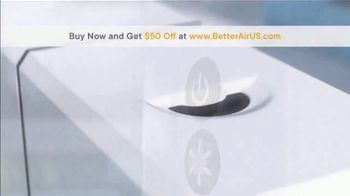 Biotica800 by BetterAir TV Spot, 'Purify Your Home' - Thumbnail 1