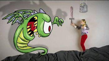 Mattress Firm Foster Kids TV Spot, 'Armadura' con Simone Biles [Spanish]
