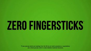 Dexcom G6 TV Spot, 'Without Fingersticks'