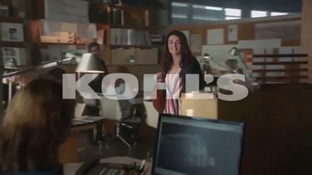 Kohl's TV Spot, 'Back-to-Work Style' Song by Rayelle