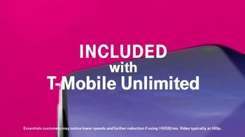 T-Mobile Essentials TV Spot, 'Pardon the Interruption'