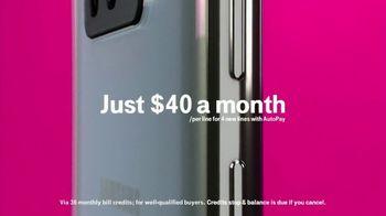 T-Mobile Essentials TV Spot, 'Pardon the Interruption' - Thumbnail 5