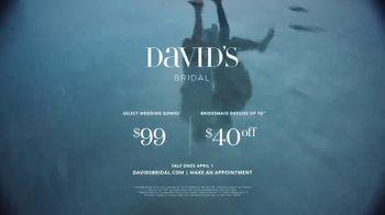 David's Bridal TV Spot, 'Dress of Your Dreams: Bridesmaid' - Thumbnail 10