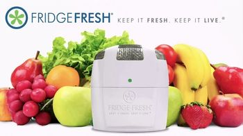 FridgeFresh TV Spot, 'Keeps Your Food Fresh'
