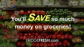 FridgeFresh TV Spot, 'Keeps Your Food Fresh' - Thumbnail 5