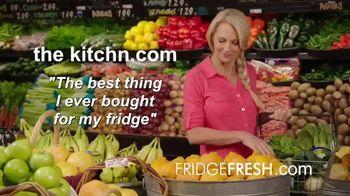 FridgeFresh TV Spot, 'Keeps Your Food Fresh' - Thumbnail 6