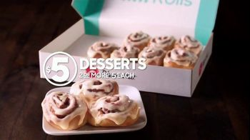 Pizza Hut $5 Lineup TV Spot, 'All the Variety. All for $5 Each.' - Thumbnail 6