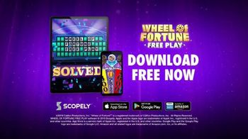 Wheel of Fortune Free Play TV Spot, 'Are We There Yet?' - Thumbnail 8