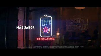 Miller Lite TV Spot, 'Más sabor' [Spanish] - Thumbnail 5