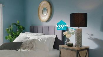 At Home TV Spot, 'Perfect One: Lamp'