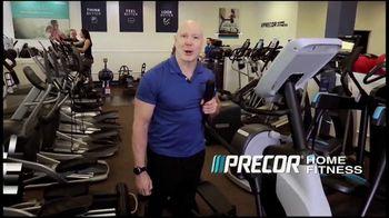Precor Home Fitness Elliptical Sale TV Spot, 'Lowest Prices'