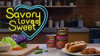 Bush's Best Baked Beans TV Spot, 'Savory Loves Sweet Hot Dog' - Thumbnail 8