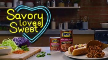 Bush's Best Baked Beans TV Spot, 'Savory Loves Sweet Hot Dog' - Thumbnail 5