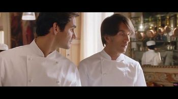 Barilla Collezione Spaghetti TV Spot, 'The Party' Featuring Roger Federer, Mikaela Shiffrin, Davide Oldani - Thumbnail 6