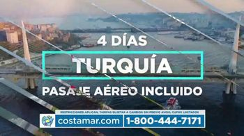 Costamar Travel TV Spot, 'Lima, Turquía y Colombia' [Spanish] - Thumbnail 2