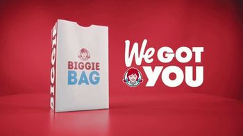 Wendy's Biggie Bag TV Spot, 'Everything' - Thumbnail 10