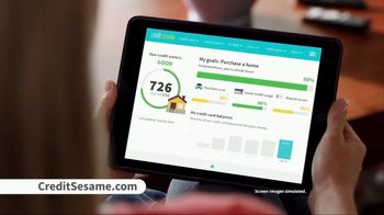 Credit Sesame TV Spot, \'Is Your Score Holding You Back?\'