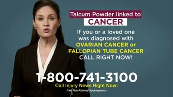 Injury News TV Spot, 'Talcum Powder Linked to Cancer' - Thumbnail 5