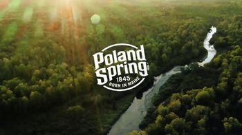 Poland Spring Natural Spring Water TV Spot, 'My Journey' Song by Barns Courtney
